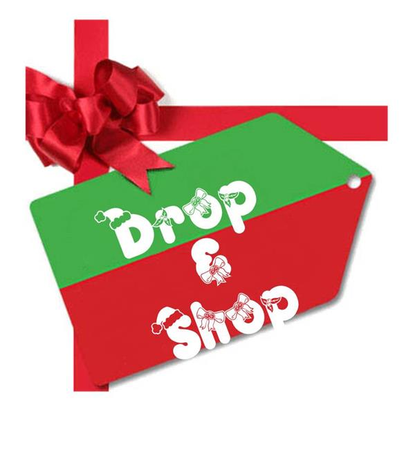 Drop & Shop Dance