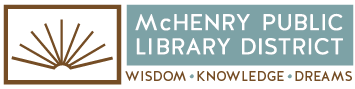 Visit the McHenry Public Library for  books, videos, and more.