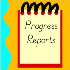 Information About Standards Based Progress Reports