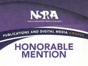 NSPRA Publications and Digital Media Awards