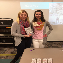 Local Author Informs and Inspires Parkland 7th Graders