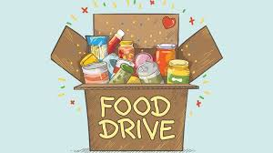 McHenry Food Drive - Call for Help