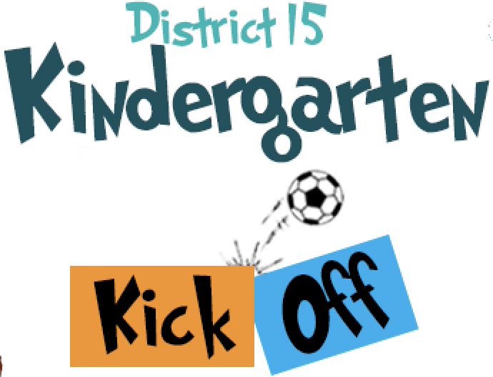 Kindergarten Kick-Off