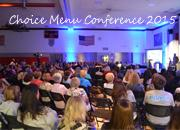 Choice Menu Conference
