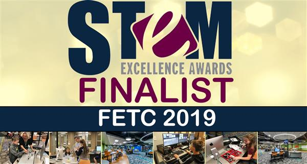 D15 Finalist for National STEM Excellence Award