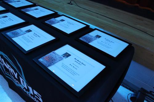 Bill Burke Awards